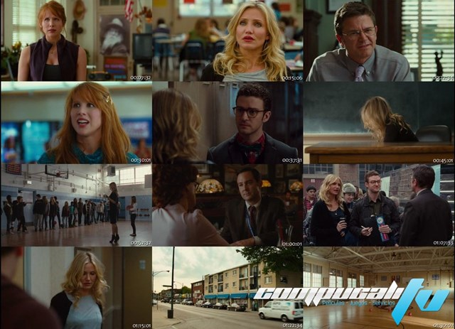 Bad Teacher DVDRip Español Latino