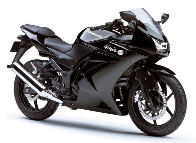 Kawasaki 250. Kawasaki 250 Rr