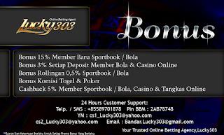 Agen Taruhan Judi Bola Casino Online