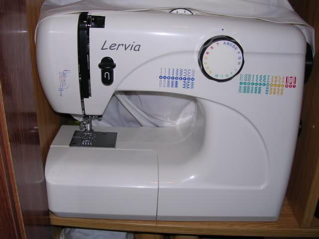 Cuentacuentas Accesorios: Regalo máquina de coser