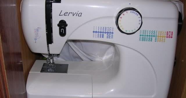 La situación en el país es importante!: Maquina de coser