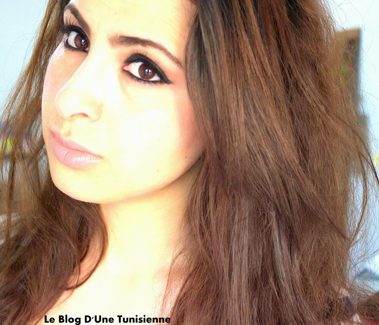 Tuto black smoky eye le blog d 39 une tunisienne - Smoky eyes tuto ...