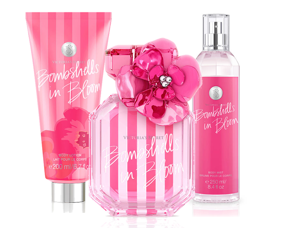 Back to Pink Perfume