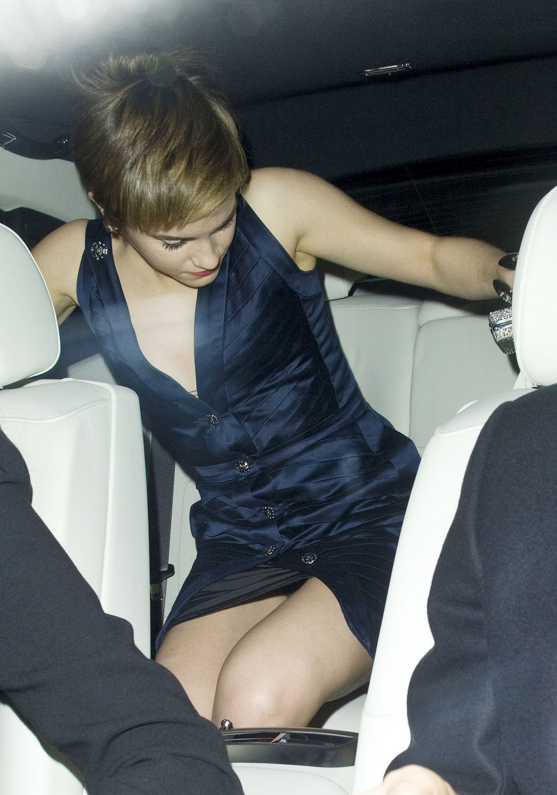 Emma Watson Panty Upskirt And Nipple Slip Candids At Pre ... Rupert Grint Bio