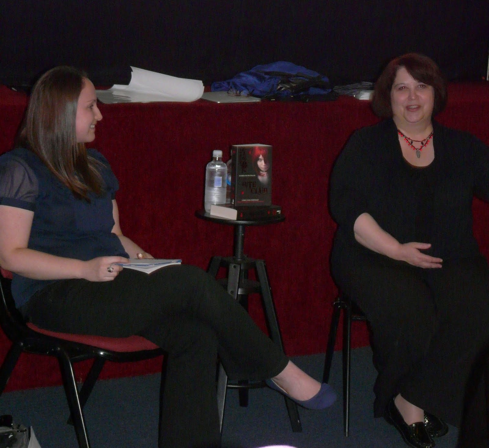 As Posted The Other Day, I Had The Chance To Meet And Interview Rachel  Caine As Part Of Her Bite Club Tour In Australia, To Celebrate The Release  Of Her