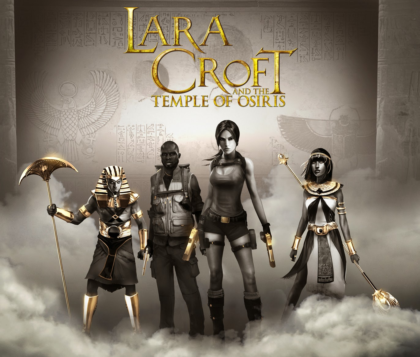 Preview: Enjoyable Multiplayer Co-Op In Lara Croft And The Temple Of Osiris - weknowgamers