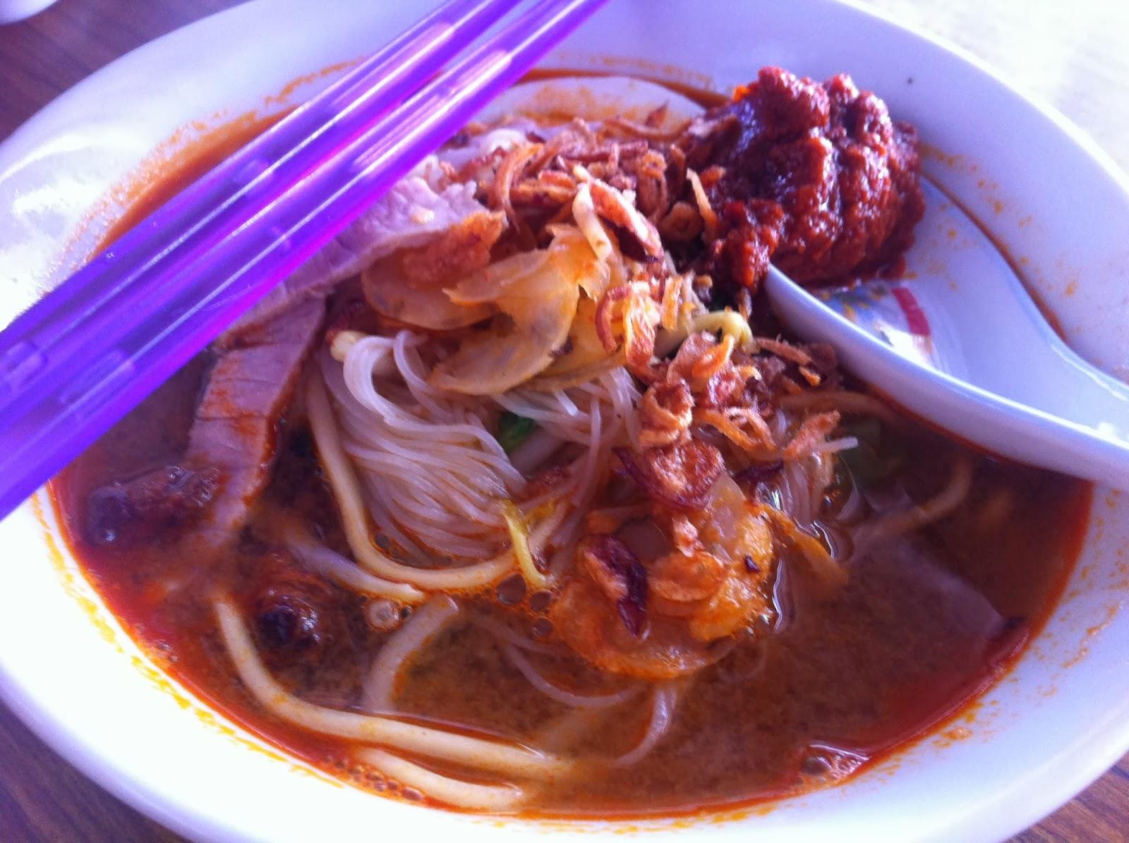 Malaysian food, Penang, Malaysia
