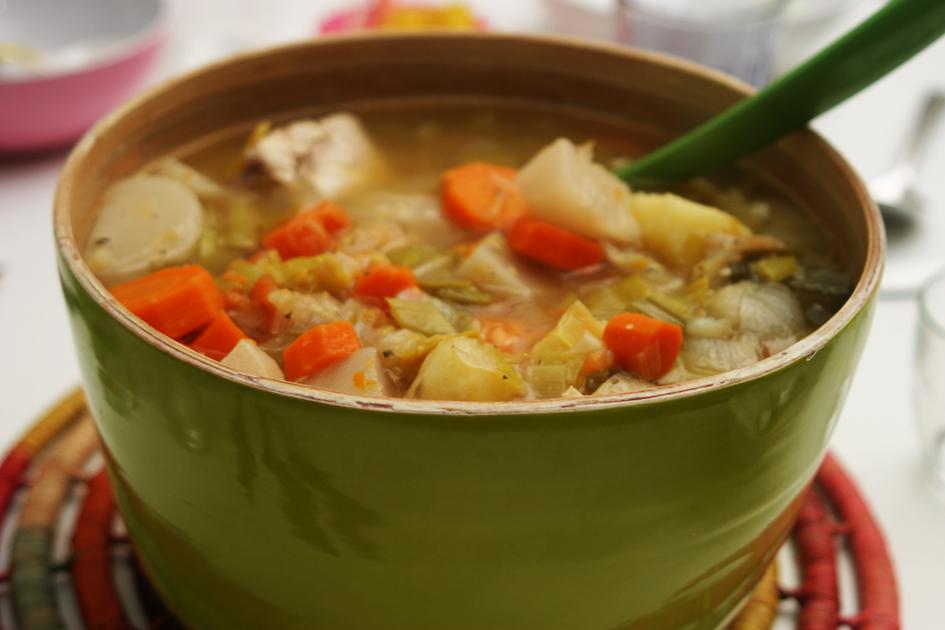 Dis maman on mange quoi menu 311 brrrrrr vite une - Soupe de legume maison ...
