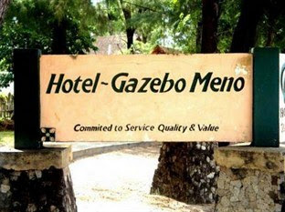 Hotel Murah Gili Meno - Gazebo Meno