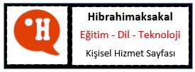Hibrahimaksakal Blog
