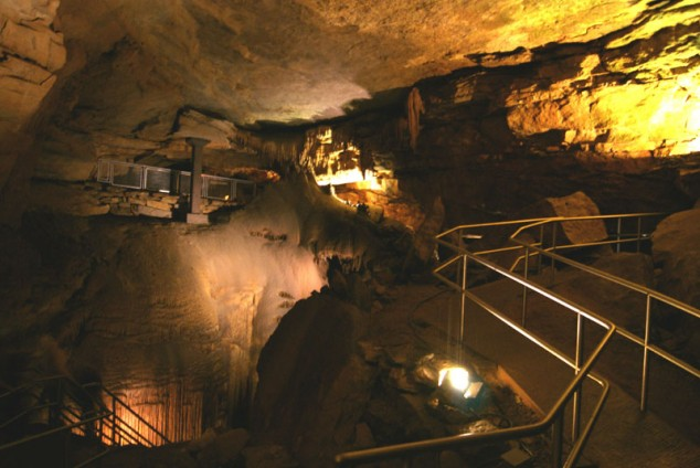 Mammoth Cave, Kentucky, USA