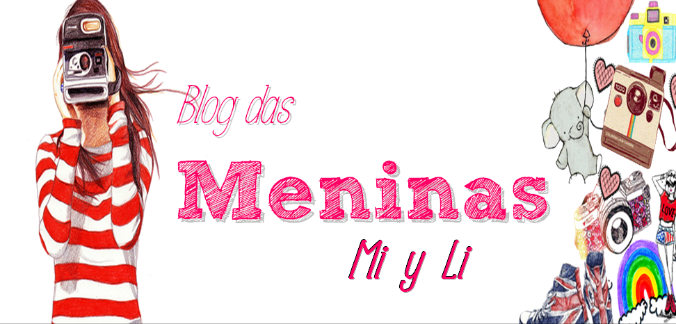 Blog das Meninas