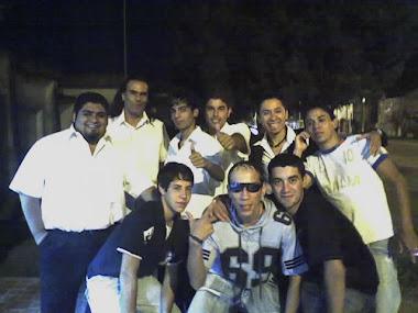 Show en Central Coronda (2008)