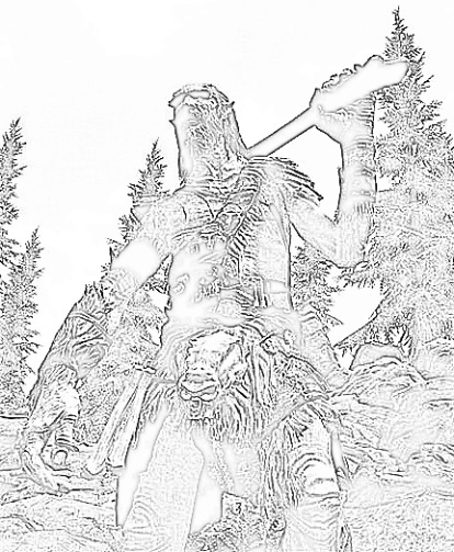 Childhood Education: The Elder Scrolls - Skyrim Colouring Pictures-to ...