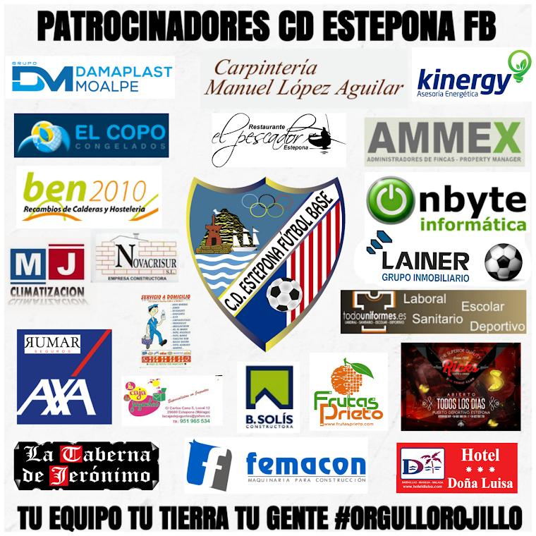 Empresas Colaboradoras CD Estepona FB