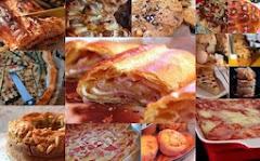 TEMPO DI PICNIC: LE TORTE SALATE DELL'ANTRO