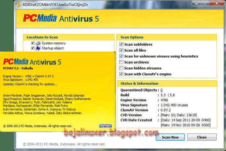 PCMAV 5.5