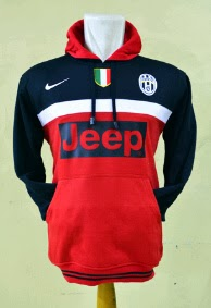 Jumper Hoodie Bola 3D Juventus Black-White-Red.jpg