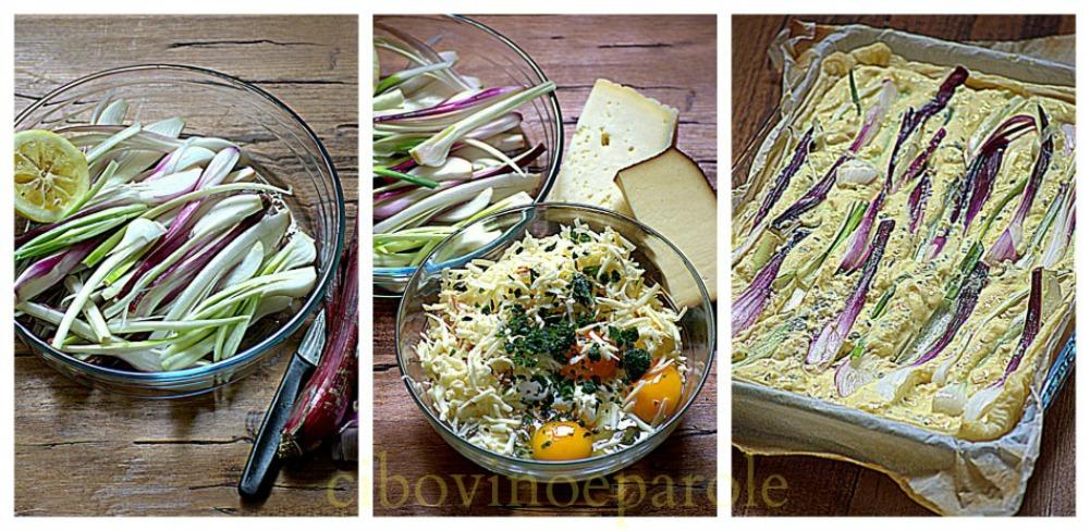 Torta salata - ingredienti - ricetta