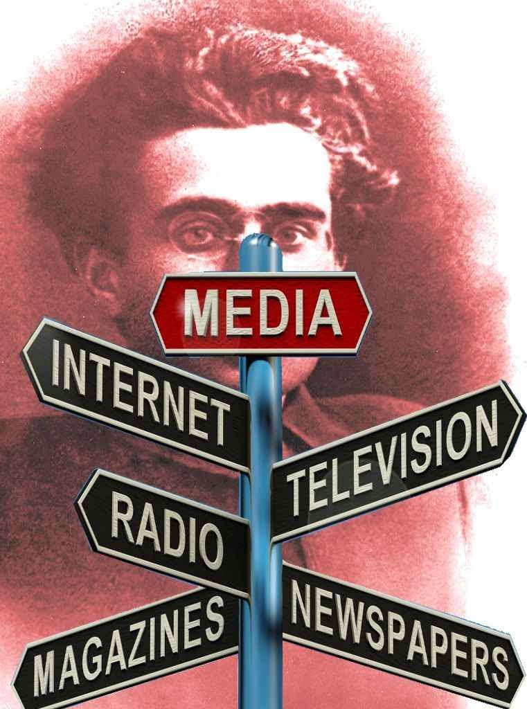 A infiltração marxista na grande mídia sonhada por Gramsci continua intocada, inclusive nas novas mídias