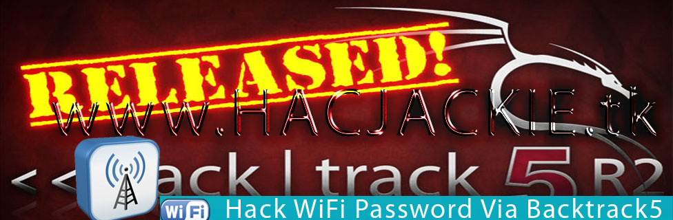 Hack WiFi|BackTrack5