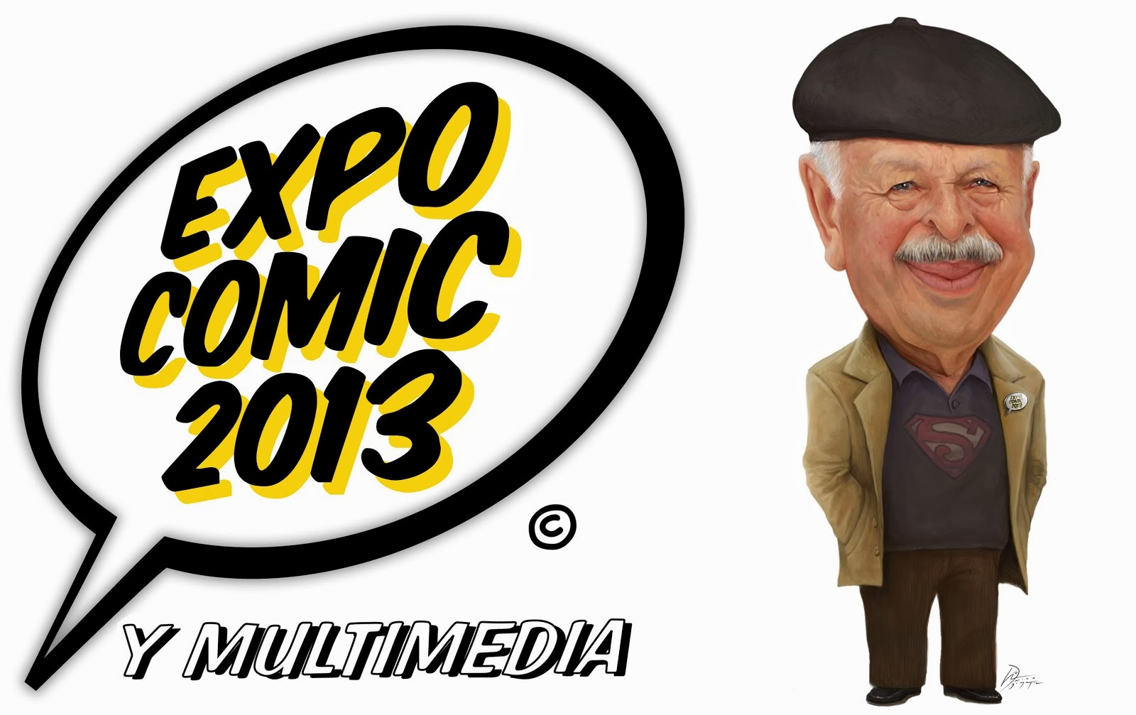 Expo- Comic 2013 y Multimedia