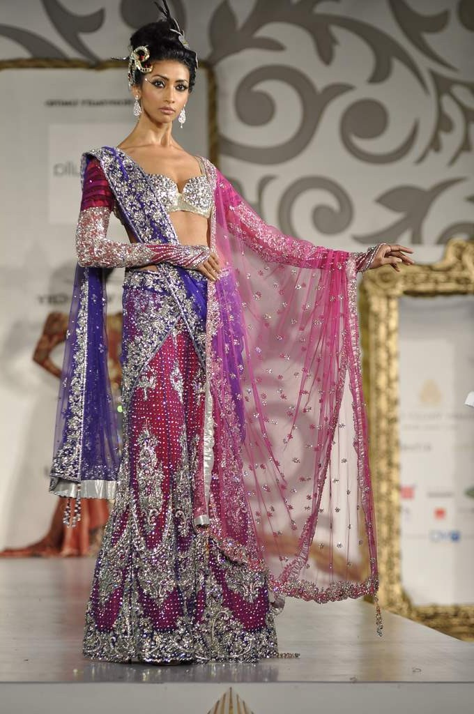 awesome fashion 2012 awesome neeta lulla designer saree
