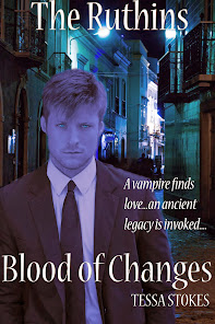Book two of The Ruthin Trilogy: Blood of Changes