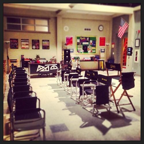 Glee cast updates