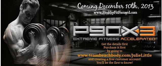 P90X3 - Beachbody - www.HealthyFitFocused.com  -  www.teambeachbody.com/JulieLittle
