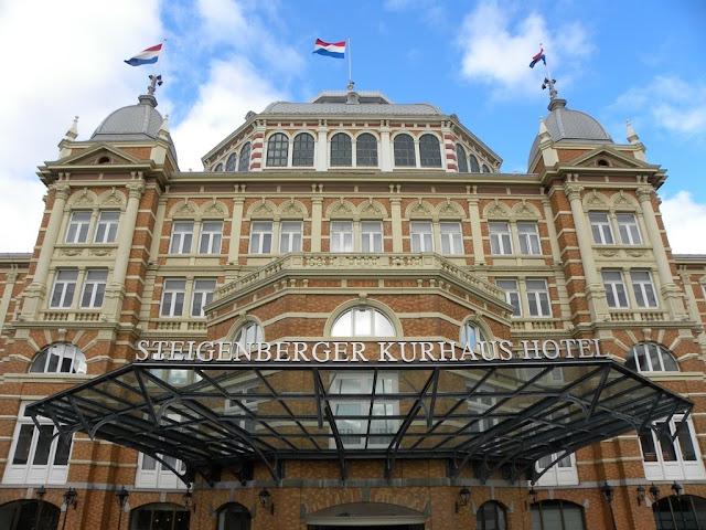 Kurhaus Scheveningen Steinberger Hotel