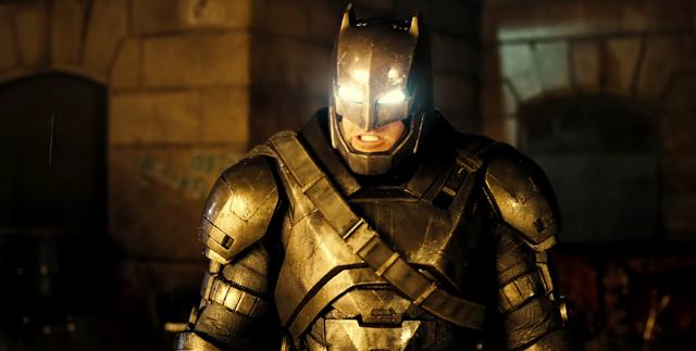 Comerciais inéditos, artes e imagens e Batman vs Superman: A Origem da Justiça