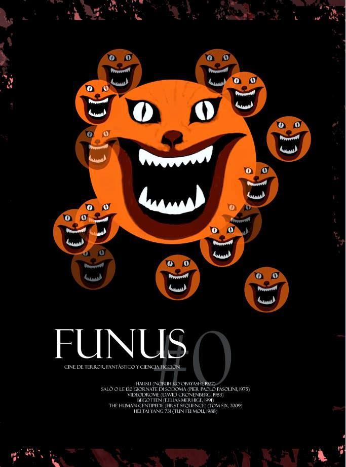 """El número 0 del fanzine digital """"FUNUS"""" ve la luz"""