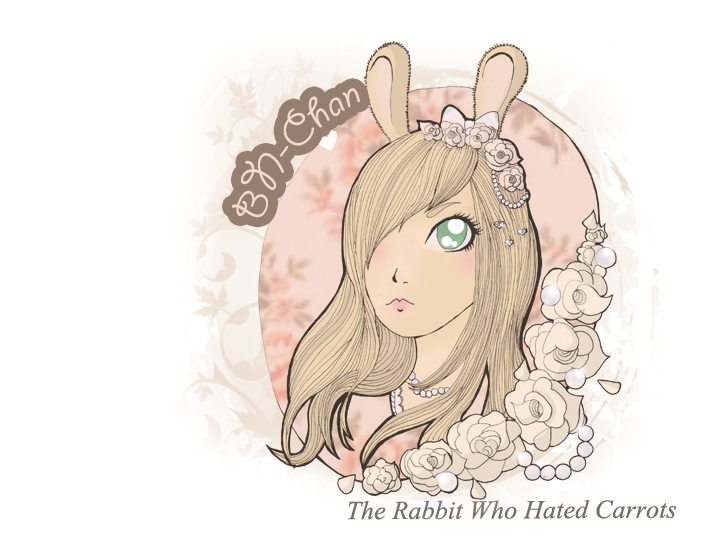 BN-Chan The Rabbit who hated Carrots
