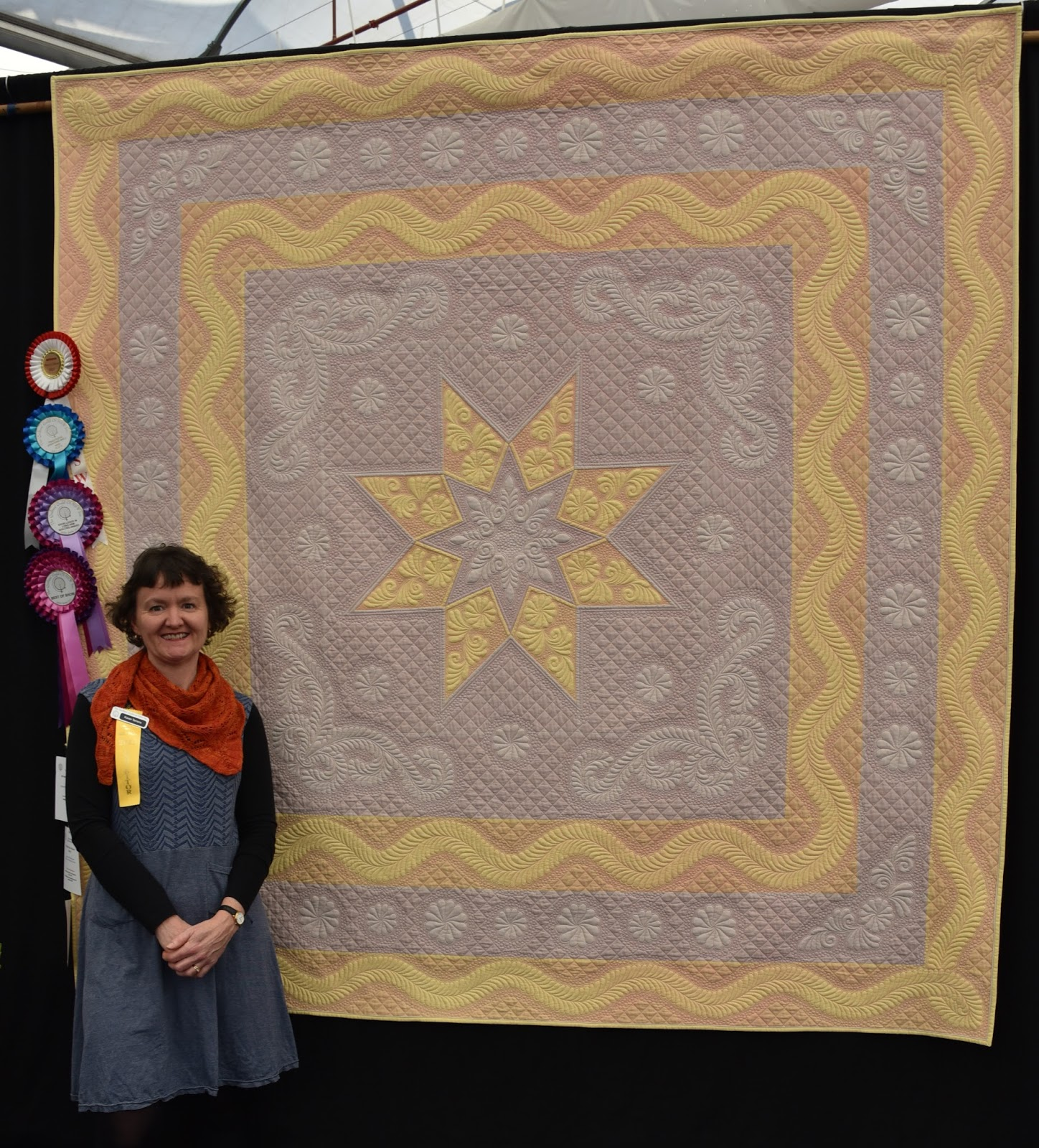 Quilts on Bastings: Sydney Quilt Show 2015 - Best of Show! : show quilts - Adamdwight.com