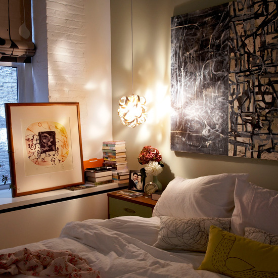 New home interior design take a tour around a new york for Bedroom designs new york