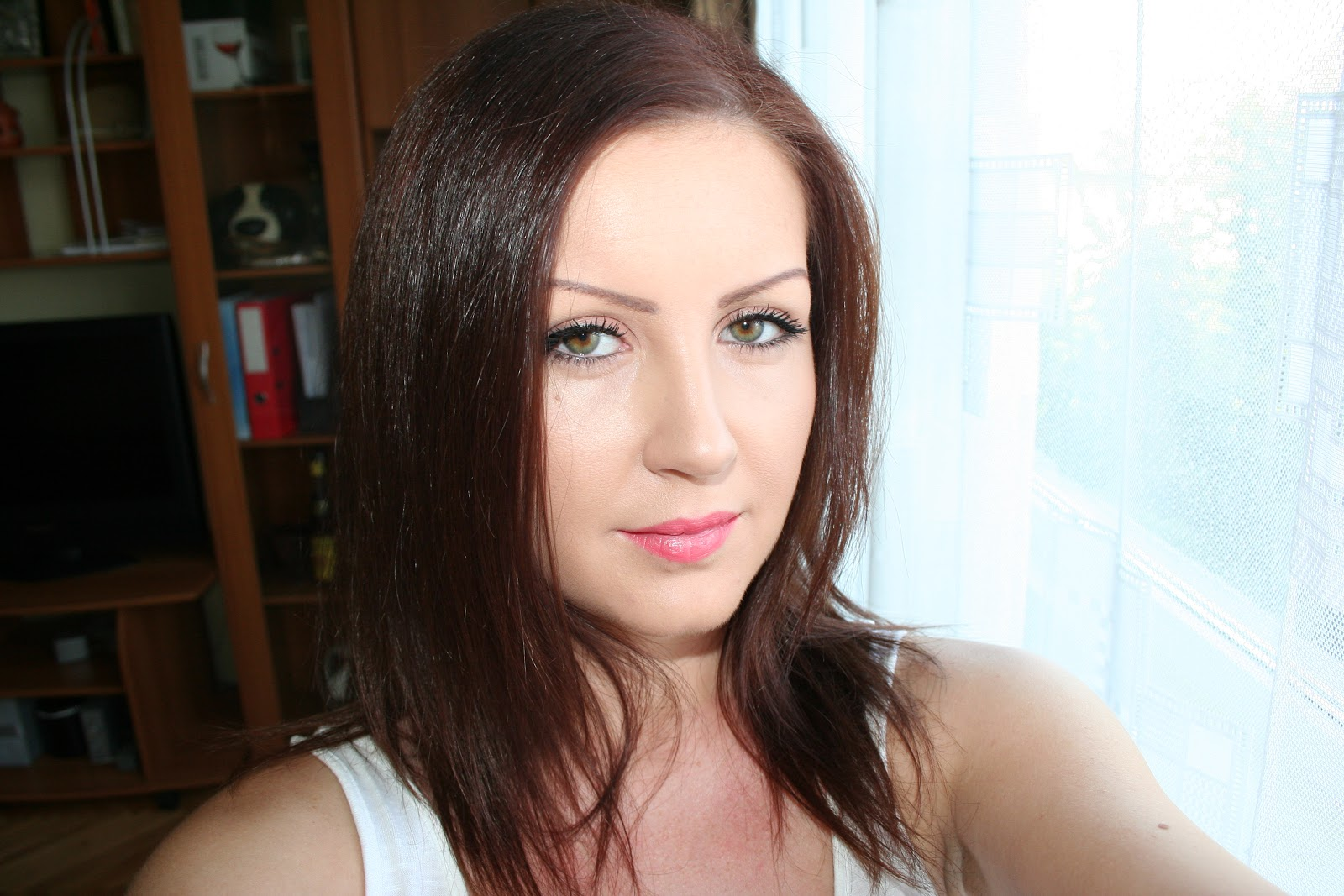 After another colouring with the same dye (Schwarzkopf Mousse ...