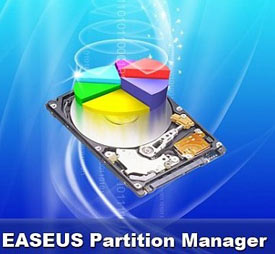 EASEUS Partition Manager, Software Partisi untuk Windows