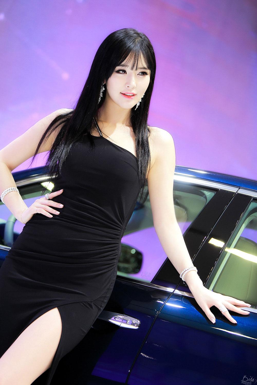 choi byul ha seoul motor show 2015