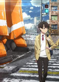 Anime Action Terbaik Aldonoah Zero Inaho Kaizuka