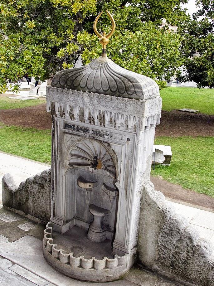 османский стиль