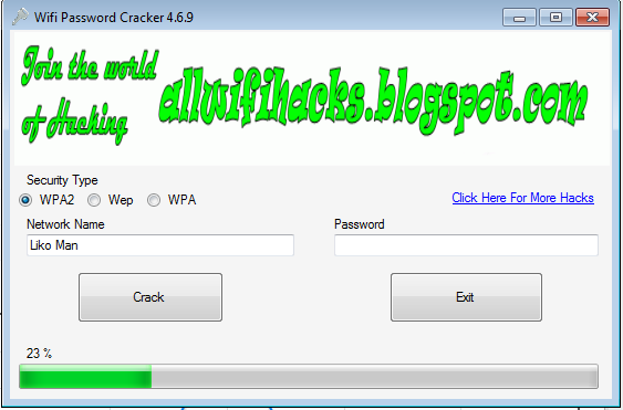 Wifi password cracker for android phone