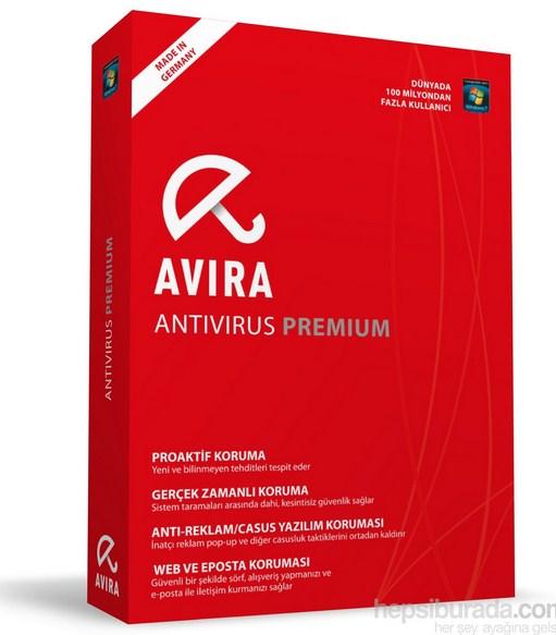 Avira Antivirus Premium 2012 1200888 Final Crack