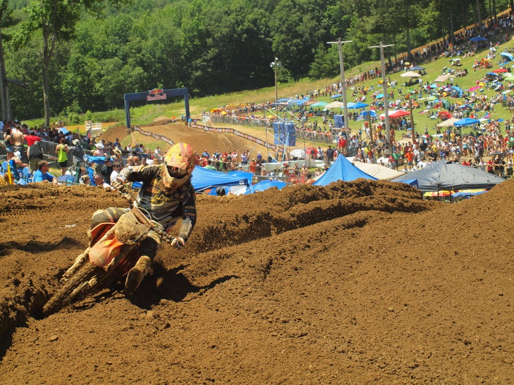 Mike Brown Budds Creek 2013