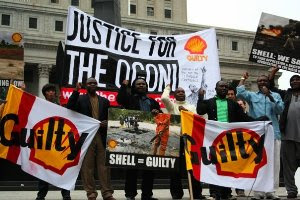 Shell haunted by Ken Saro-Wiwa legacy