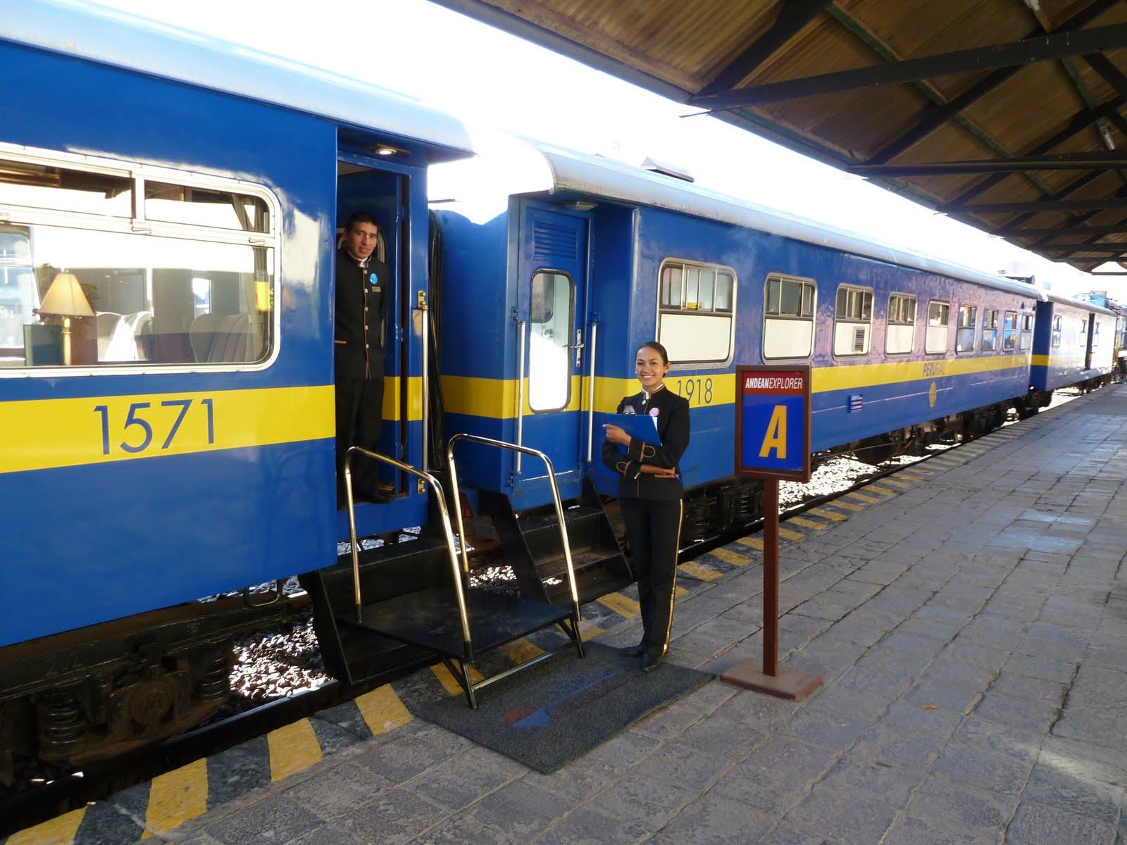 Explore the amazon jungle peru trip advisors - Andean Explorer Train