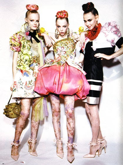 Harsharan Landa: Fashion News on Christian Lacroix!