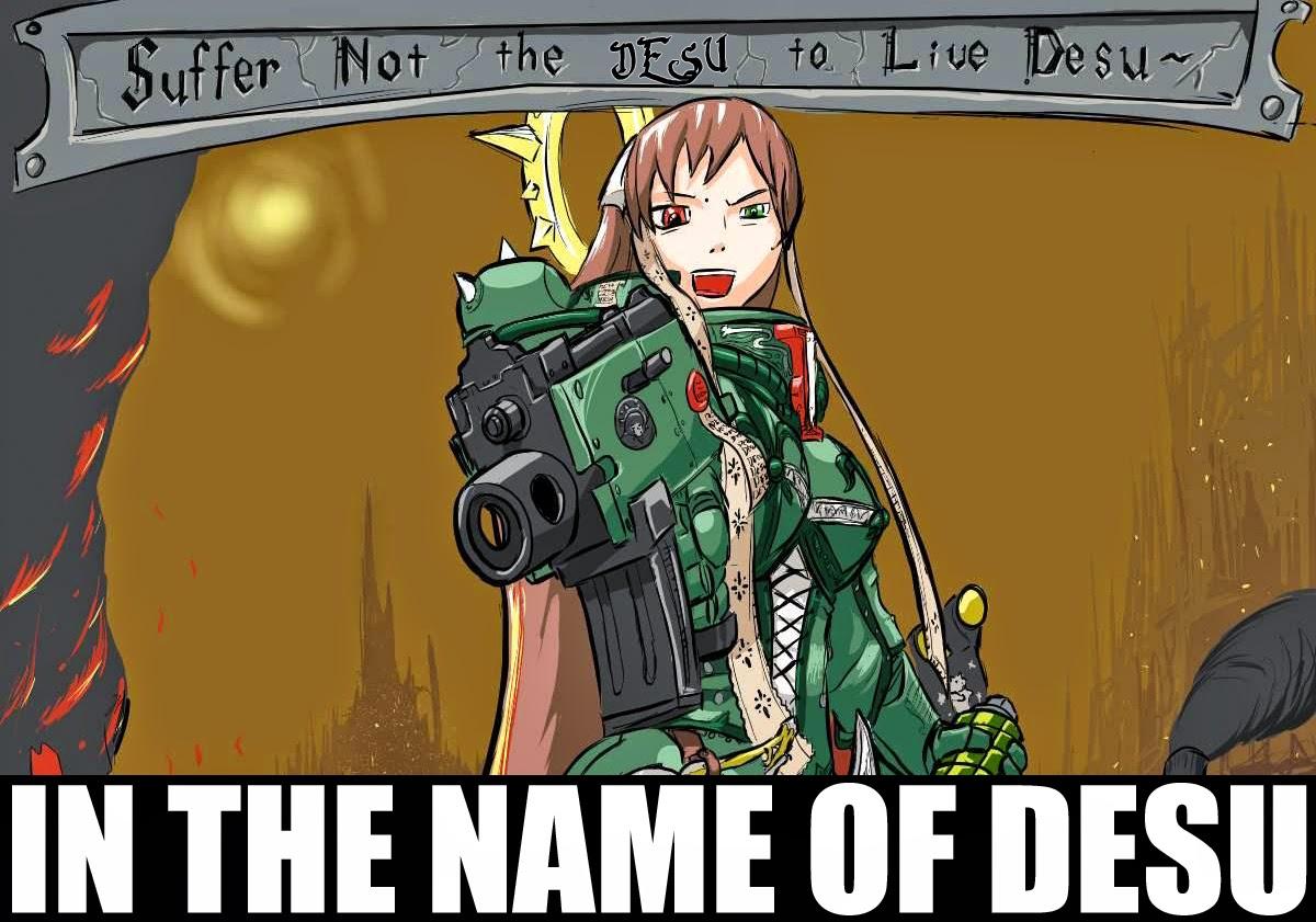 Rozen Maiden - Desu