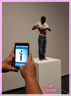 Exposição Ron Mueck no MAM Rio de Janeiro