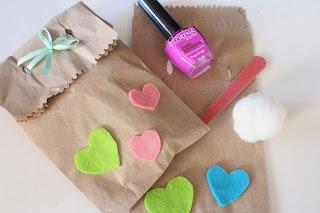kit manicure lembrancinha